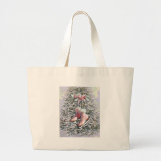 ICE SKATES in PINK by SHARON SHARPE Bags