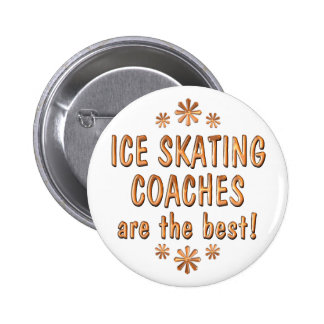 Ice Skating Coaches are the Best Pins