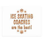 Ice Skating Coaches are the Best Post Cards