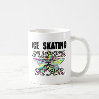 ice skating coffee mug