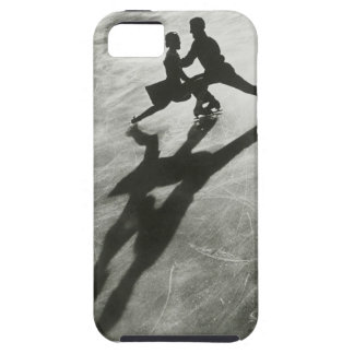Ice Skating Couple Case For The iPhone 5