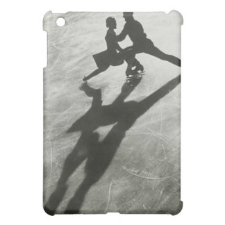 Ice Skating Couple iPad Mini Covers