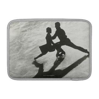 Ice Skating Couple MacBook Sleeve