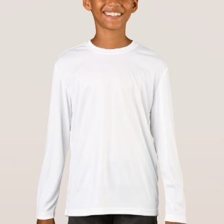 Ice Skating Excellence Girls' Dri-Fit Long Sleeve T-Shirt