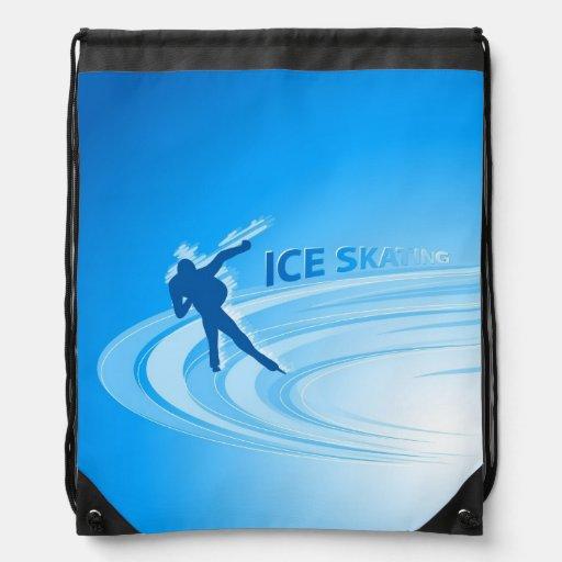 Ice Skating Backpacks