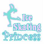 ice skating princess photo sculptures
