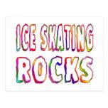 Ice Skating Rocks