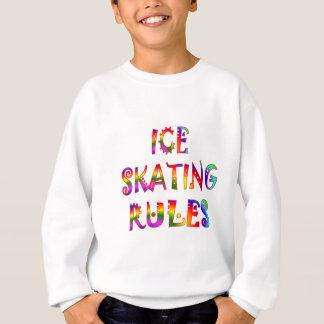 Ice Skating Rules Sweatshirt