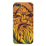 Ice & Snow Viking Case For iPhone 5