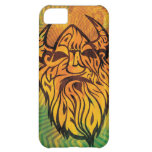 Ice & Snow Viking Cover For iPhone 5C