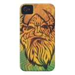 Ice & Snow Viking iPhone 4 Case-Mate Cases
