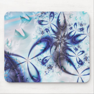 Ice Spiral Cold Design Mouse Pad
