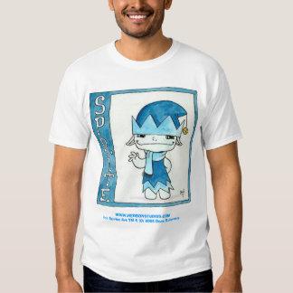 """Ice Sprite"" Faerie Apparel Tshirt"