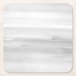 Ice Square Paper Coaster