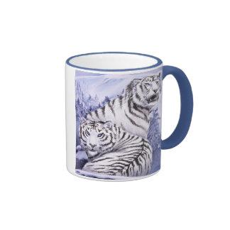Ice Tigers Coffee Mugs