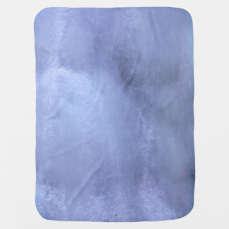Ice wall baby blanket