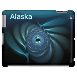 Ice Whales iPad Case