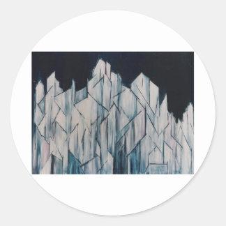 Iceberg Antarctica Stickers