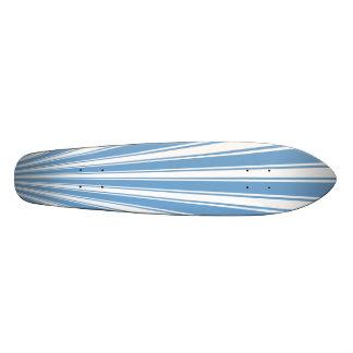 Iceberg Color Stripe Funky Pattern 21.6 Cm Skateboard Deck