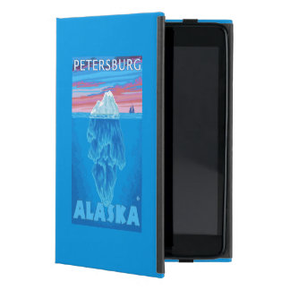 Iceberg Cross-Section - Petersburg, Alaska iPad Mini Case