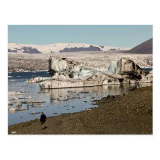 Iceberg formations 2 postcards