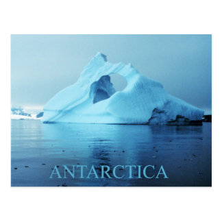 Iceberg in Antarctica Postcard