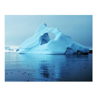 Iceberg in Antarctica Post Cards