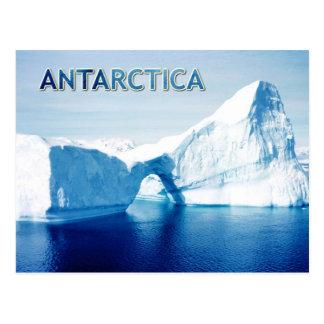 Iceberg in Gerlache Strait Antarctica Postcard