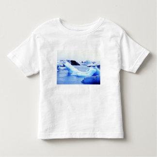 Icebergs at Jokulsarlon Lagoon Toddler T-Shirt