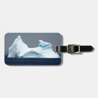 Icebergs in Newfoundland Luggage Tag
