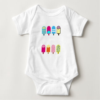 icecream Baby Jersey Bodysuit