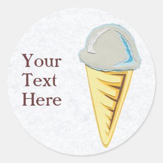 Icecream Cone Stickers