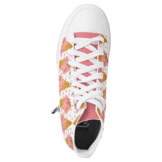 ICECREAM SHOES, yummy girly, pink, Ice Cream Shoes