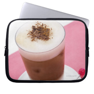 Iced Cappuccino Laptop Sleeve