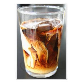 """iced coffee - 8x12"""" print photograph"""