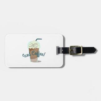 Iced Coffee Bag Tag