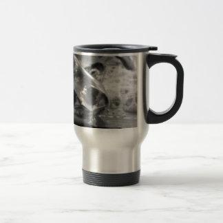 Iced Coffee Cafe shop Traveling Mug