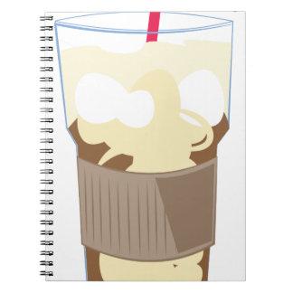 Iced Coffee Notebooks