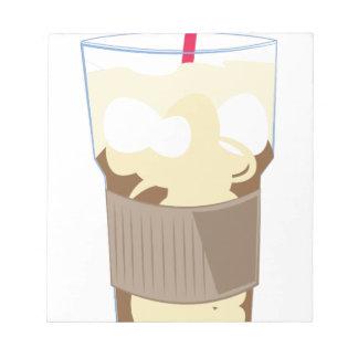 Iced Coffee Scratch Pads