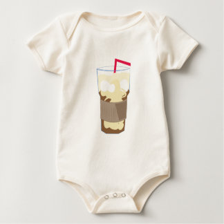 Iced Coffee Rompers