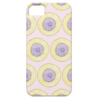 Iced Gem Biscuit Phone Case - Pastel Pink