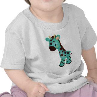 Iced Giraffe Shirts