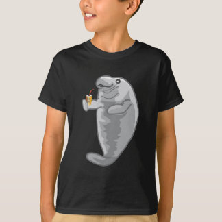 Iced Manatee - just chill T-Shirt