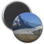 Icefields Parkway Glaciers Snow Canada Refrigerator Magnets