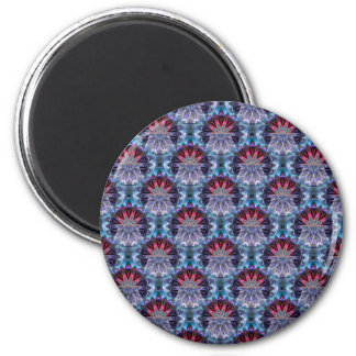 IceFire Pattern Magnet