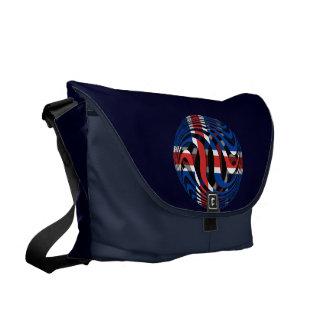 Iceland #1 courier bag