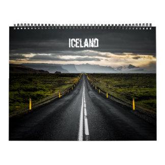 Iceland Calendar