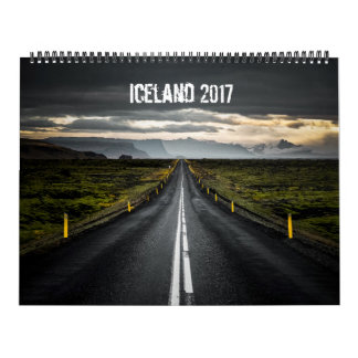 Iceland Calendars