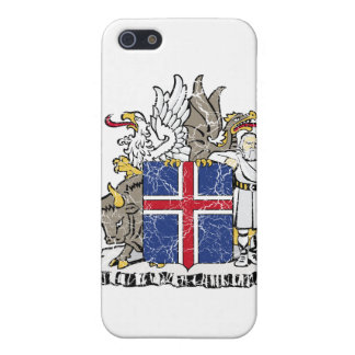 Iceland Coat Of Arms iPhone 5 Case