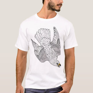 Iceland Falcon (Diving) T-Shirt